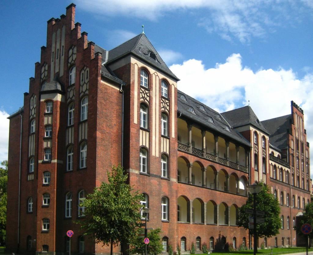 top 5 đại học Đức
