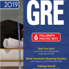McGraw Hill Education GRE 2019