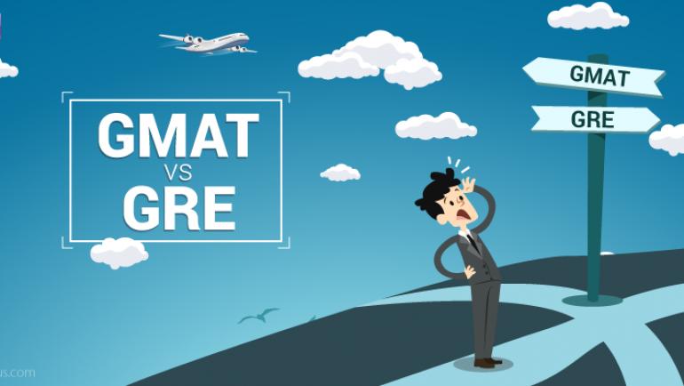 GMAT vs GRE: Bạn nên chọn bài thi nào?