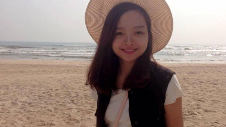 Nhật Linh – cô nàng đã xuất sắc đạt số điểm GMAT 750