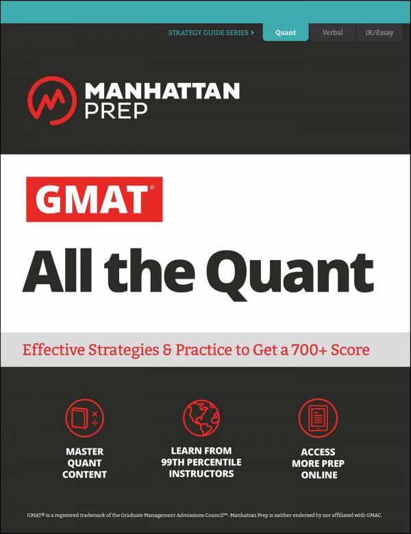 GMAT All the Quant - Manhattan Prep
