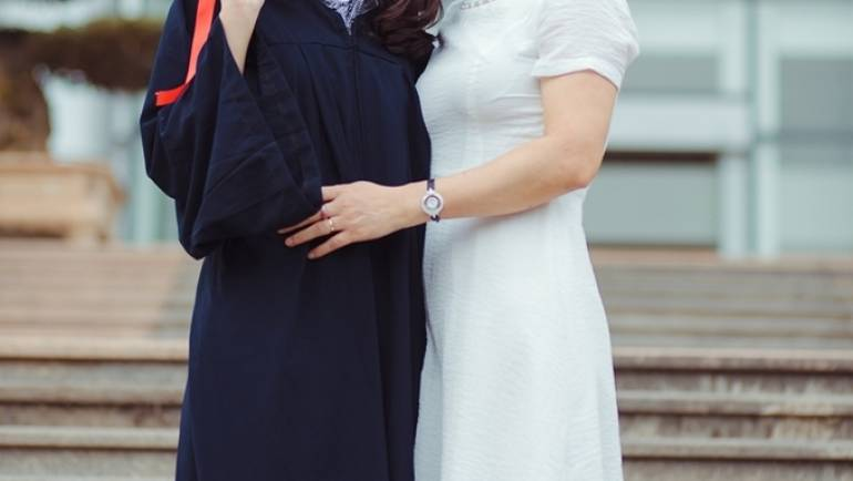 Nữ sinh giành học bổng 6,4 tỷ đồng của đại học Mỹ
