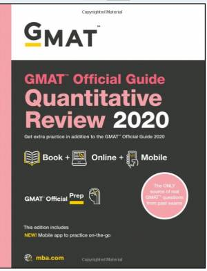 GMAT Official Guide 2020 Quantitative