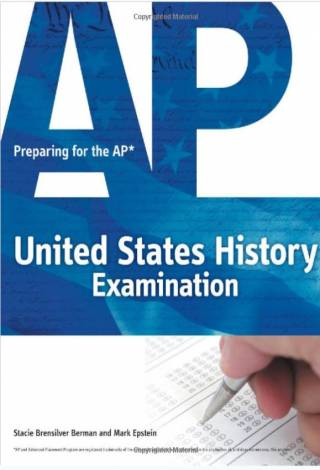 Preparing for the AP United States History Examination 1st Edition
