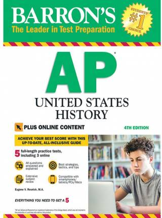 AP United States History (Barron's Test Prep)