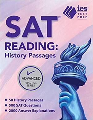 SAT Reading: History Passages (Advanced Practice Series)